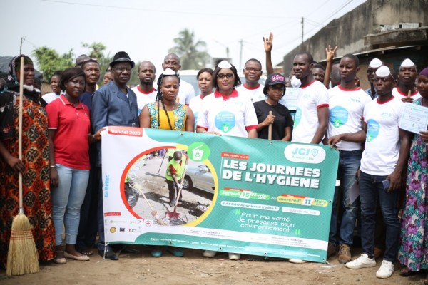 Côte d'Ivoire : Les populations d'Abobo sensibilisées  sur  l'hygiène  publique