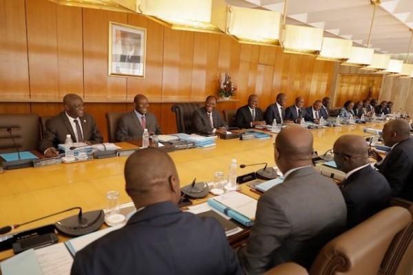 Côte d'Ivoire: Communiqué du conseil des ministres du mercredi 19 Février 2020