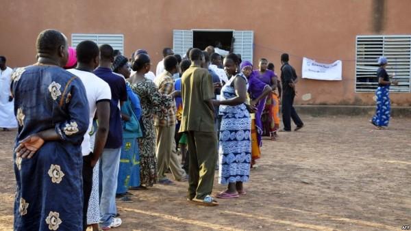 Burkina Faso : Elections couplées, le délai d'enrôlement prorogé