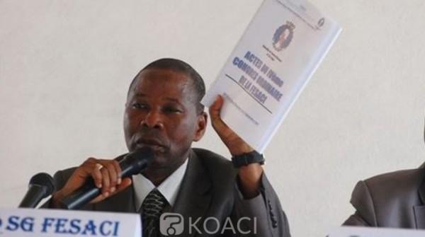 Côte d'Ivoire : Suspension des salaires des enseignants pour faits de grève, une centrale syndicale dénonce le « caractère abusif »