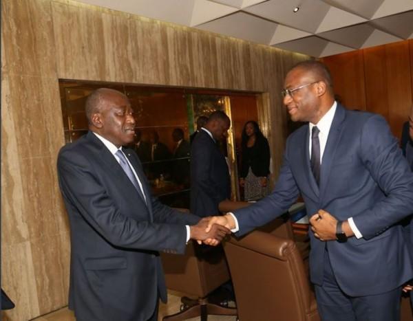 Côte d'Ivoire : « Malaise » au palais avec Masseré, Sidi : « Ne donnez pas droit à ces rumeurs sans fondement »