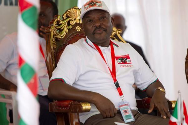 Burundi : Le président Nkurunziza reçoit le titre de « guide suprême du patriotisme »