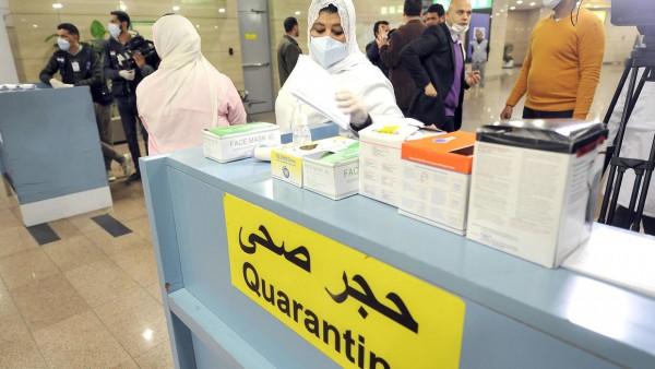 Egypte : Coronavirus, l'unique patient du continent ne porte plus le virus