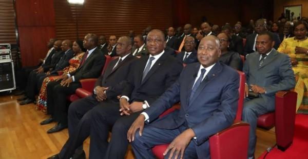 Côte d'Ivoire : Libération de Gbagbo et Blé Boudé, le Chef du Gouvernement réitère que le Chef de l'Etat n'interféra pas dans une affaire de justice