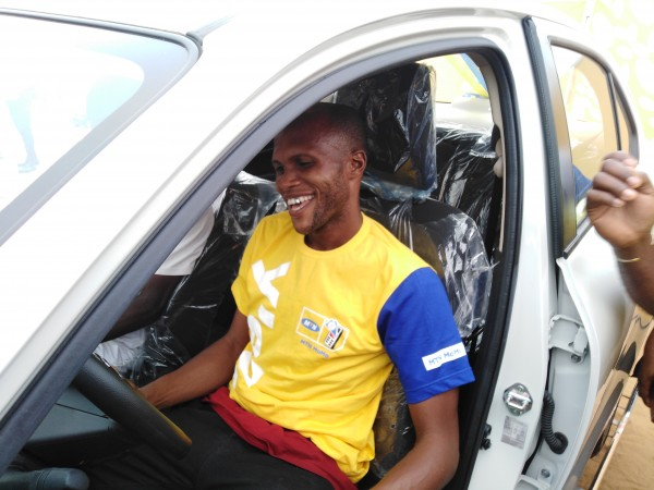 Côte d'Ivoire : MTN récompense le premier supergagnant de son jeu Momo dépôt-retrait