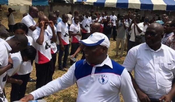 Côte d'Ivoire : Présidentielle 2020, depuis Cocody, Nestor Dahi «Nous allons chercher notre victoire dans le sang et la sueur»