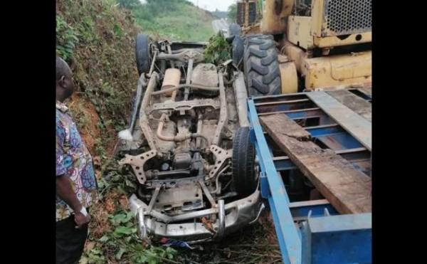 Côte d'Ivoire: Alors qu'il se rendait à un meeting, un ancien ministre de Gbagbo victime d'un grave accident à Azaguié