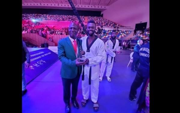 Côte d'Ivoire: Taekwondo, à Rabat, l'Ivoirien Gbané Seydou décroche sa qualification pour les JO de Tokyo