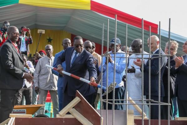 Sénégal : 3 fois plus chère que le stade d'Ebimpé, le coût du Stade olympique de Diamniadio fait parler