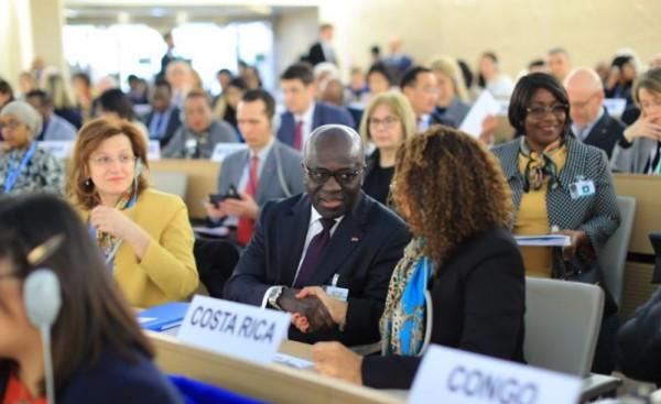 Côte d'Ivoire : Conseil des Droits de l'Homme, Abidjan prend part à la session pour l'obtention d'un siège à Genève