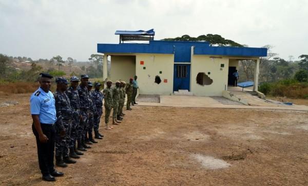 Côte d'Ivoire : Le poste frontalier de Sipilou saccagé en 2019 va être réhabilité