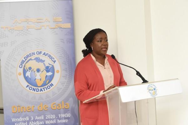 Côte d'Ivoire :  La Fondation Children Of Africa annonce l'organisation de son 8ème dîner de gala pour le 03 avril prochain