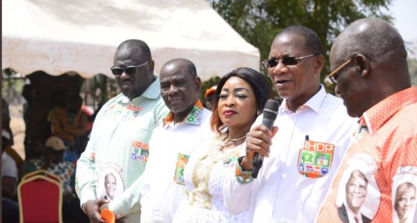 Côte d'Ivoire : Etablissement des CNI par les  cadres du RHDP pour le compte de leurs militants, Bruno Koné répond à l'opposition