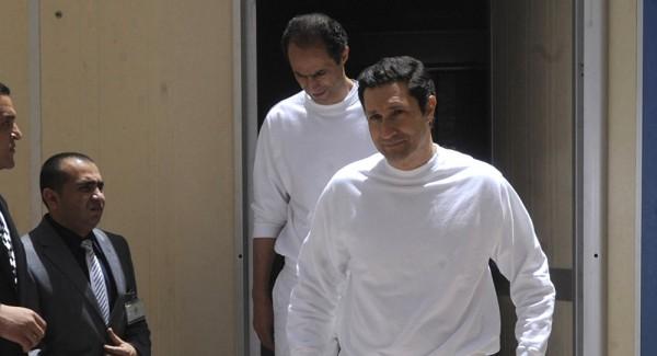 Egypte : « Manipulation boursière », les deux fils de l'ancien Président Moubarak acquittés