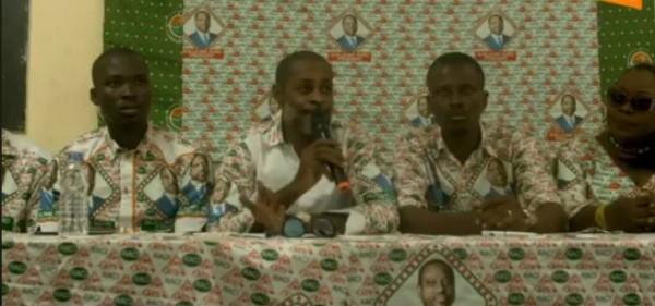 Côte d'Ivoire : Après l'interdiction de leur rassemblement,  des proches de Soro à Marcory martèlent «Le coup que Soro veut faire, c'est un coup d'éclat au soir du 31 octobre 2020»