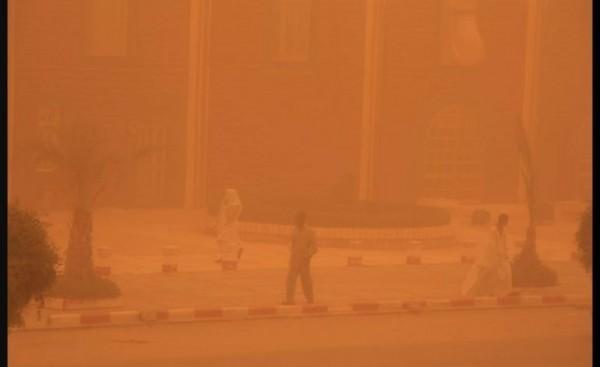 Sénégal : « Ciel nuageux » et « mauvaise qualité de l'air » jusqu'au jeudi