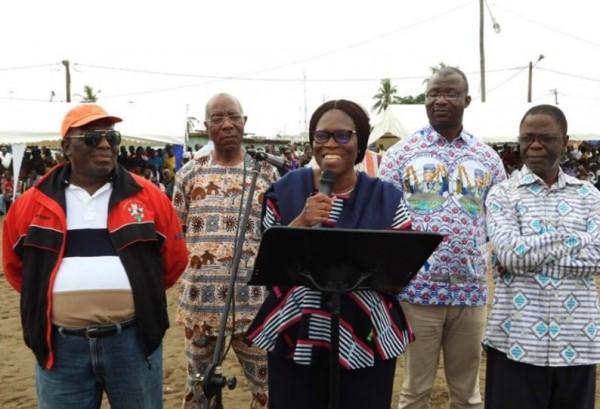 Côte d'Ivoire : Unification du FPI, les  groupes paritaires aux discussions constitués, l'absence de Simone Gbagbo qui dérange