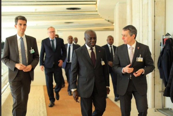 Côte d'Ivoire : Amon Tanoh défend  la candidature du pays au Conseil des Droits de l'Homme à Genève