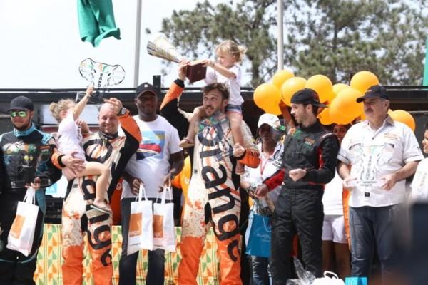 Côte d'Ivoire : En collaboration avec Orange CI, la Fédération Ivoirienne de Sport Automobile lance la 46ème édition du Rallye Bandama à Yamoussoukro