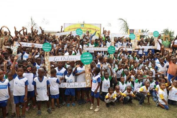 Côte d'Ivoire : Les enfants du village SOS d'Abobo sensibilisés à la preservation de l'environnement