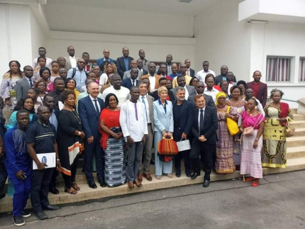 Côte d'Ivoire :  La Fédération internationale de la construction de l'urbanisme et de l'environnement, la Fédération internationale s'installe à Abidjan