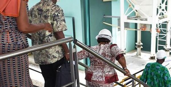 Côte d'Ivoire : Travaux de sécurisation à l'usine de Songo, communiqué de la SODECI