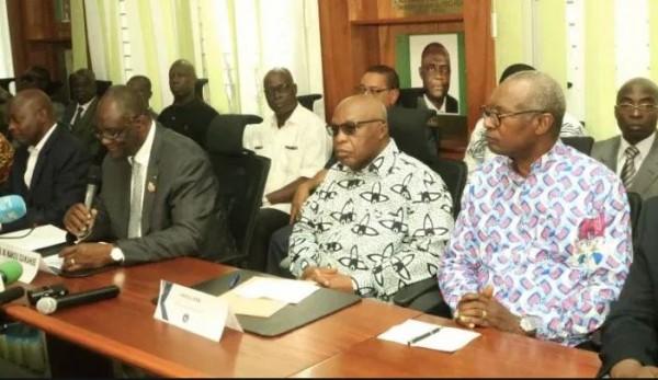Côte d'Ivoire : Déclaration l'opposition politique ivoirienne relative à la propagation du C...