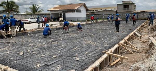Côte d'Ivoire : Lutte contre le Covid19, des sites préfabriqués pour accueillir les cas suspects