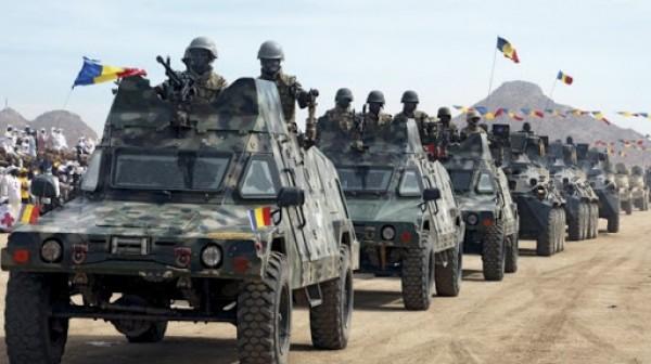 Tchad : Riposte contre Boko Haram, le Tchad envoie ses hommes au Niger  et au Nigeria