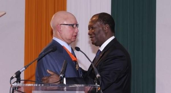 Côte d'Ivoire : Décès en France de l'Ambassadeur Eugène Aïdarra