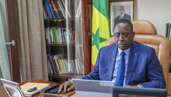 Sénégal : Riposte coronavirus, Macky Sall annonce une coordination des initiatives dans l'espace Uemoa