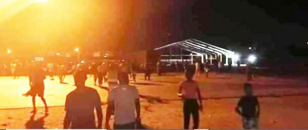Côte d'Ivoire : Covid-19, violente manifestation contre l'installation d'un centre de soin en construction à Yopougon
