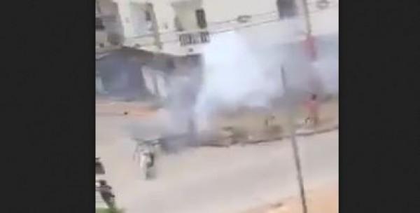 Côte d'Ivoire : Yopougon, lacrymogènes pour disperser les contestataires du quartier Toit Rouge