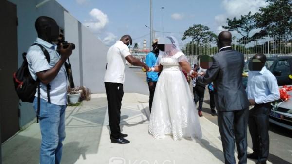 Côte d'Ivoire: Quand le coronavirus n'empêche pas l'amour !