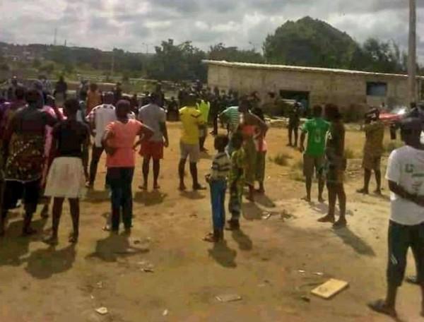 Côte d'Ivoire : Manifestation à Anono et pourtant aucun centre d'accueil de dépistage contre le Covid n'y  serait prévu à ce jour