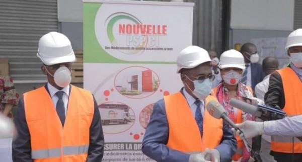 Côte d'Ivoire : Bangolo, 24 heures après l'attaque du camion de livraison de médicaments, les précisions du DG de la Nouvelle PSP de Côte d'Ivoire