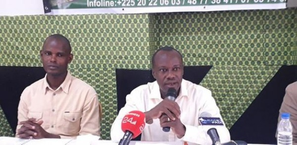 Côte d'Ivoire : Filière café-cacao,  des producteurs opposés à la nomination des membres de l'interprofession, exhorte le gouvernement à une concertation inclusive