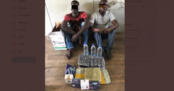 Côte d'Ivoire : Trafic de drogue à la MACA, un employé de la prison et son complice arrêtés