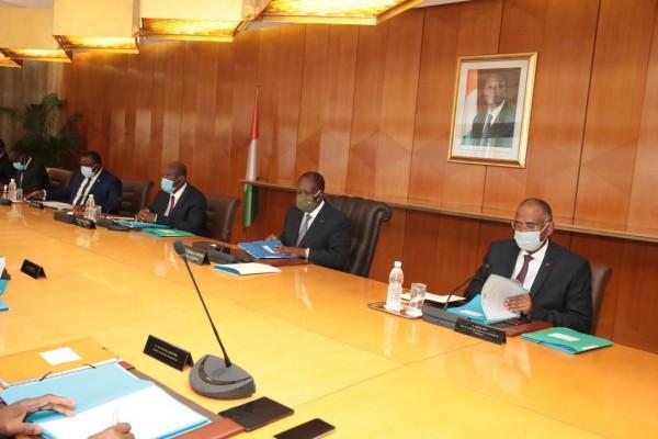 Côte d'Ivoire : Communiqué du Conseil Présidentiel du Vendredi 22 Mai 2020