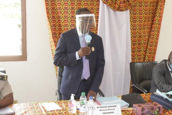 Côte d'Ivoire : Toumodi, le Conseil régional du Bélier se dote d'un compte administratif équilibré en dépenses et en recettes à 2 674 032 024 FCFA et annonce la construction de 8 collèges