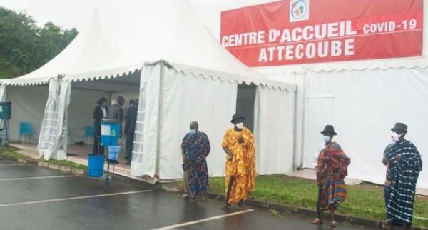 Côte d'Ivoire : 54 nouveaux cas de Coronavirus, 29 nouveaux guéris et pas de nouveau décès