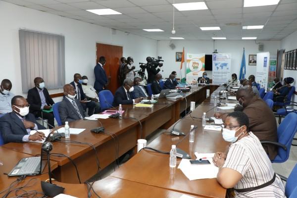 Côte d'Ivoire : Révision de la liste éléctorale, communiqué de l'opposition