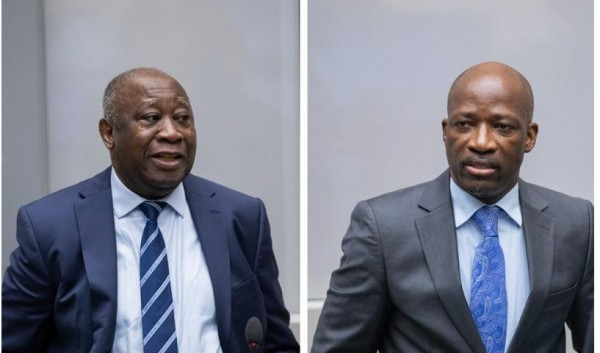 Côte d'Ivoire : CPI, Laurent Gbagbo et Blé Goudé désormais libres de tout déplacement en tout temps et tous lieux