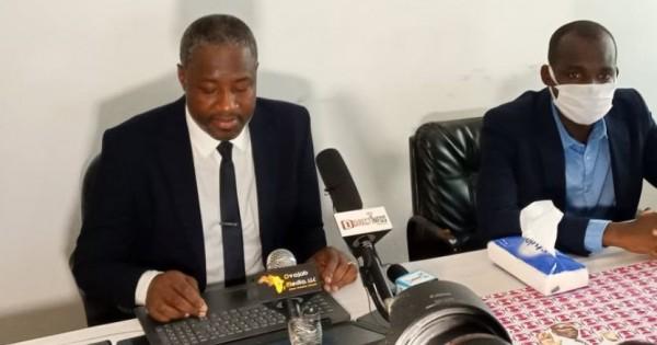 Côte d'Ivoire : Patrice Saraka du Cojep au sujet de Gbagbo et Blé Goudé : « Les autorités n'ont pas intérêt à ce qu'ils soient hors de la Côte d'Ivoire »
