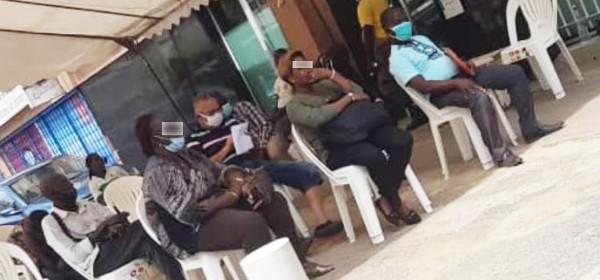 Côte d'Ivoire : 109 nouveaux cas de Coronavirus, 44  nouveaux guéris et pas nouveau décès