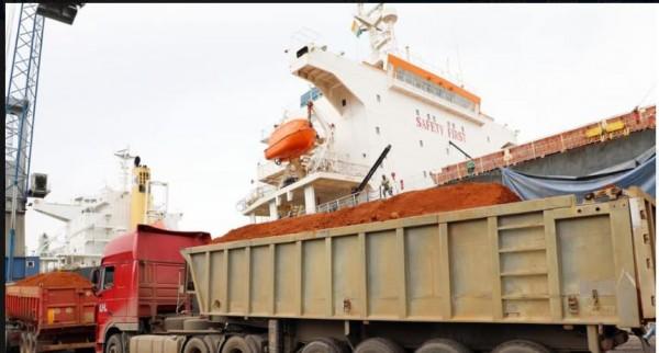 Côte d'Ivoire : Nouvelle plus-value pour l'économie du Pays avec l'exportation de la Bauxite