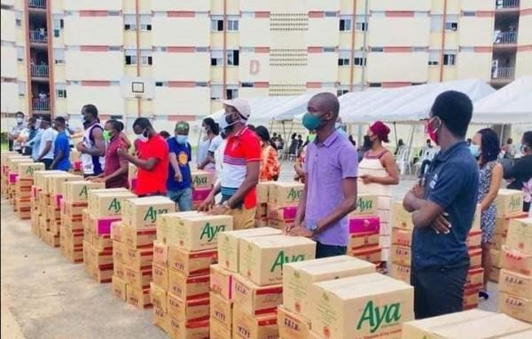 Côte d'Ivoire : Université de Cocody,  reprise effective des activités académiques avec le port du masque obligatoire, les étudiants en SIC évalués dès mercredi