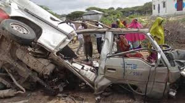 Somalie: L'explosion d'un minibus fait 10 morts et 12 blessés près de Mogadiscio