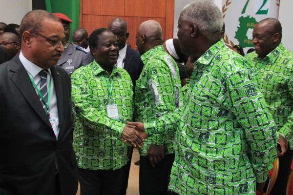 Côte d'Ivoire : PDCI, nomination des membres du Bureau politique pendant la crise du Coronav...