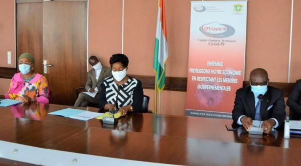 Côte d'Ivoire : COVID-19, Fonds de soutien au secteur informel, 2679 acteurs ont déjà bénéficié des subventions forfaitaires gratuites d'un montant de 520 millions de FCFA